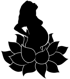 silhouette_of_a_pregnant_woman_standing_in_a_lotus_flower_0515-1007-1502-4313_SMU